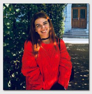 Studentlife Academy Alumni - Maria Gregoriou