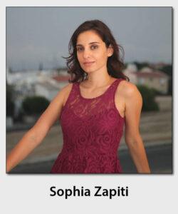 Studentlife Academy Alumni - Sophia Zapiti