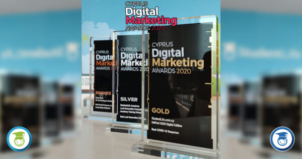 Cyprus Digital Marketing Awards 2020